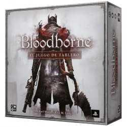 Bloodborne el juego de tablero