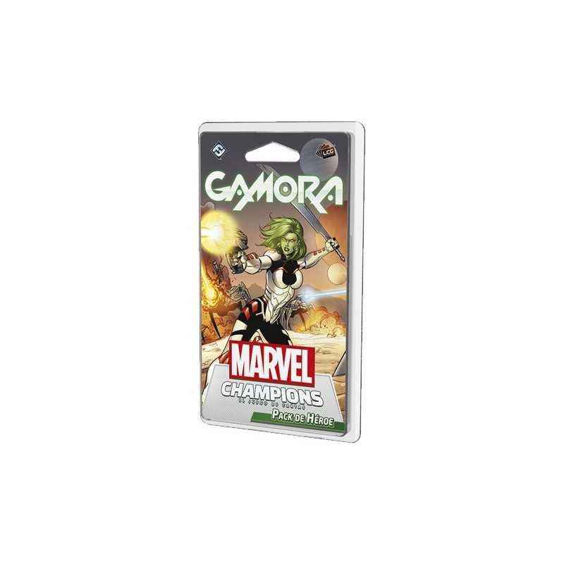 Gamora Marvel Champions el Juego de Cartas