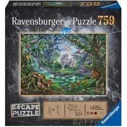 Escape Puzzle Unicornio