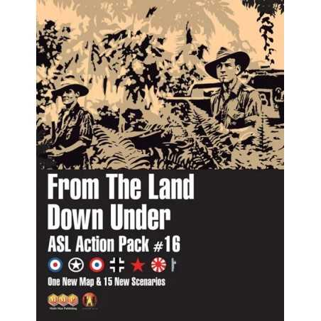 ASL Action Pack 16 From the Land Down Under