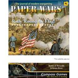 Paper Wars 96 Rally 'Round the Flag