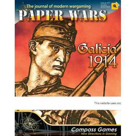 Paper Wars 97 Battle for Galicia