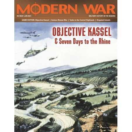 Modern War 53 Objective Kassel