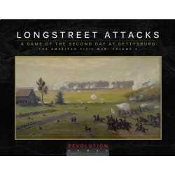 Longstreet Attacks The Second Day at Gettysburg ZIPLOCK
