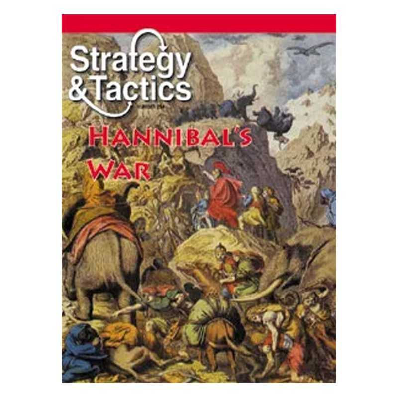Strategy & Tactics 254 Hannibal's War