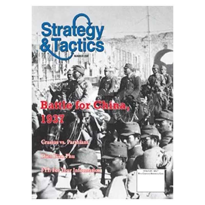 Strategy & Tactics 259 Battle for China (B4C)