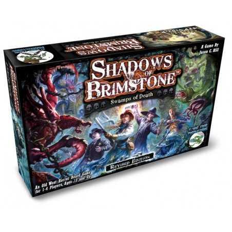 Shadows of Brimstone: Swamps of Death REVISED EDITION