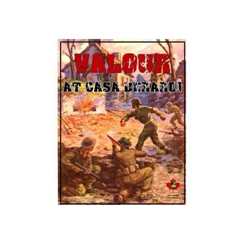ASL Valour at Casa Berardi