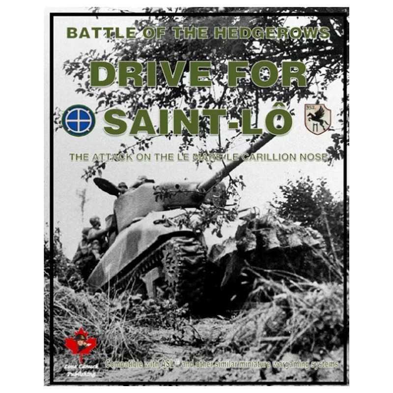 ASL Drive for Saint-Lo