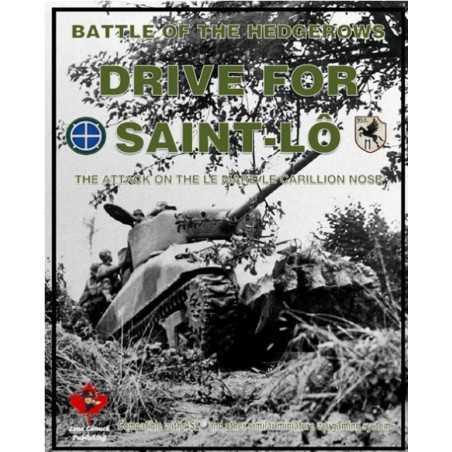 Drive for Saint-Lo