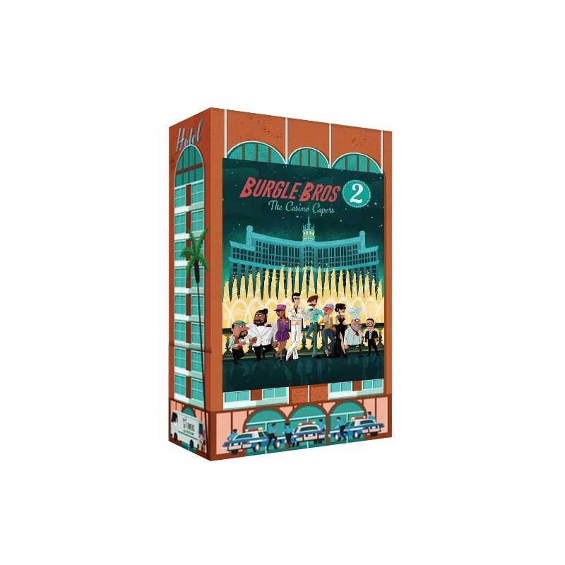 Burgle Bros 2 The Casino Capers (español)
