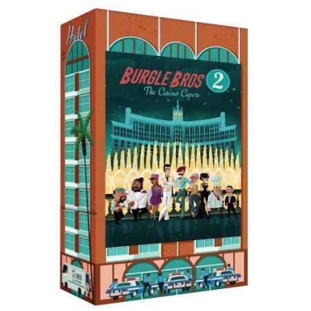 Burgle Bros 2 The Casino Capers