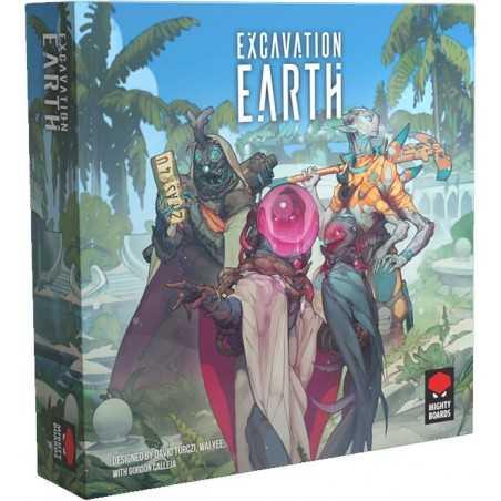 Excavación Tierra
