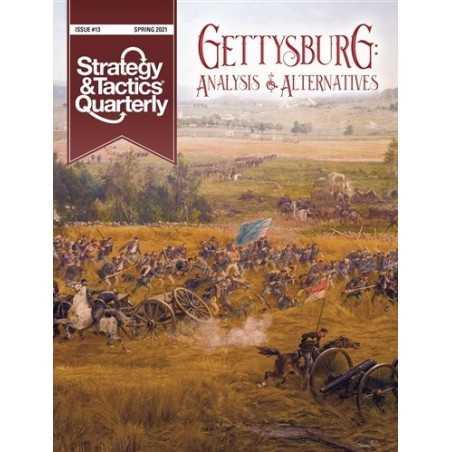 Strategy & Tactics Quarterly 13 Gettysburg
