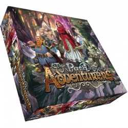 The Path of the Adventurers Miniatures