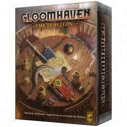 Gloomhaven Fauces del León PREVENTA