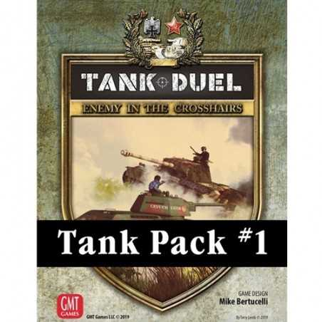 PREORDER Tank Duel Tank Pack 1