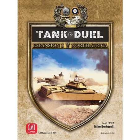 PREORDER Tank Duel Expansion 1 North Africa