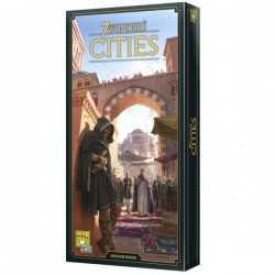 7 Wonders Cities nueva edición
