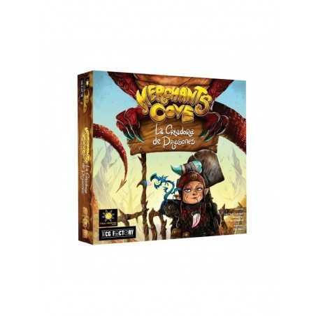 Merchants Cove La Criadora De Dragones EXPANSIÓN