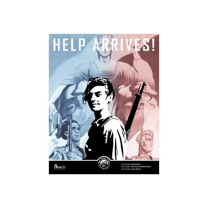 Help Arrives! ( Edición en español)