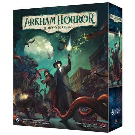 PREVENTA Arkham Horror el juego de cartas Ed. Revisada PREVENTA