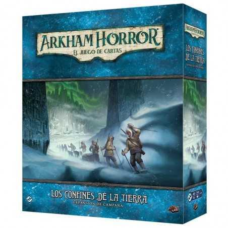 PREVENTA Los confines de la Tierra Expansión de campaña Arkham Horror