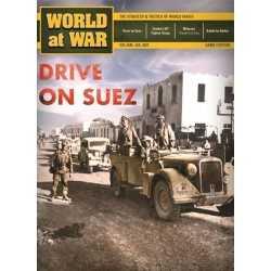 World at War 78 Drive on Suez