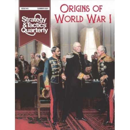 Strategy & Tactics Quarterly 14 Origins of WWI
