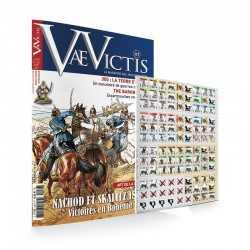 Vae Victis 157 Nachod and Skalitz 1866