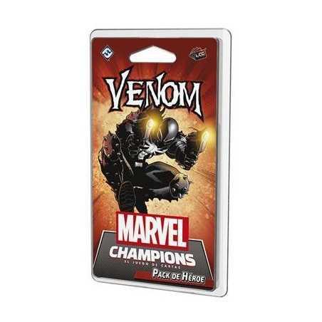 VENOM Marvel Champions el Juego de Cartas