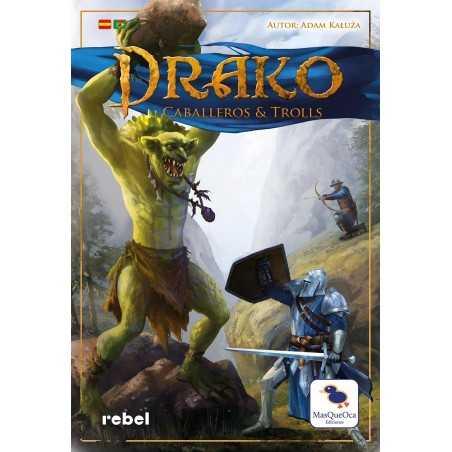Drako 2 Caballeros y Trolls