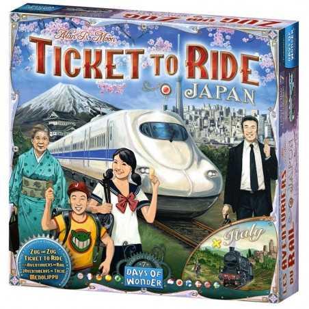 Aventureros al Tren Italia y Japón