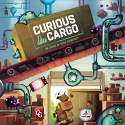 Curious Cargo + PROMO