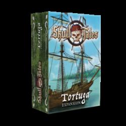 Skull Tales expansión Tortuga