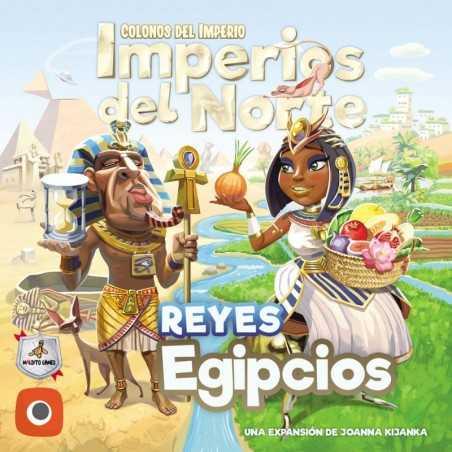 Reyes Egipcios IMPERIOS DEL NORTE Colonos del Imperio