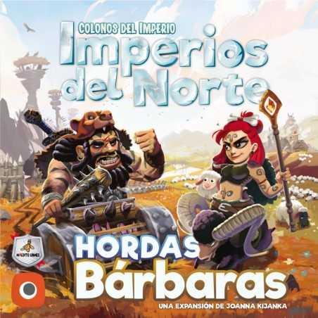 Hordas Bárbaras IMPERIOS DEL NORTE Colonos del Imperio