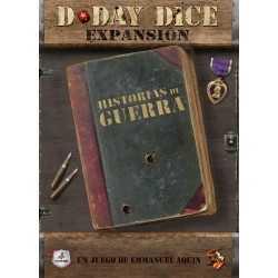 Historias de Guerra D-Day Dice