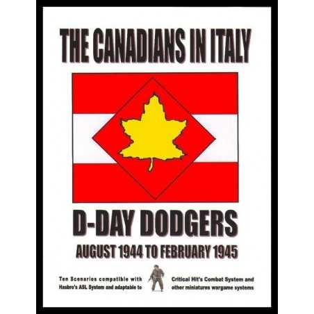 ASL Canadians in Italy D-Day Dodgers