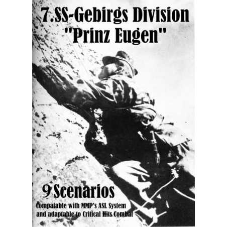 "ASL  7.SS-Gebirgs Division ""Prinz Eugen"""