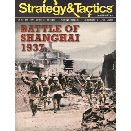 Strategy & Tactics 329 Battle for Shangai