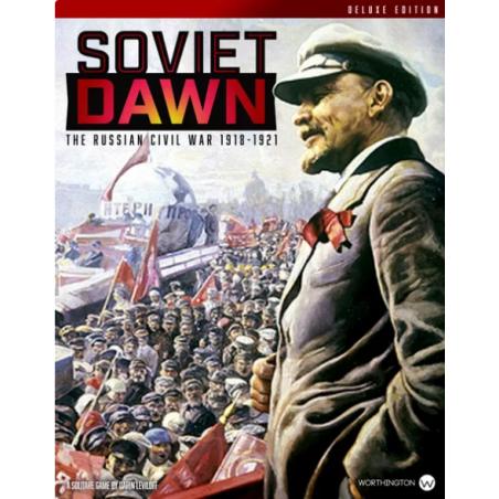 Soviet Dawn The Russian Civil War Deluxe Edition