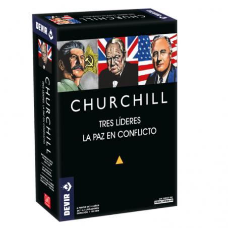 copy of Churchill