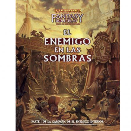 El Enemigo en las Sombras Parte 1 Warhammer