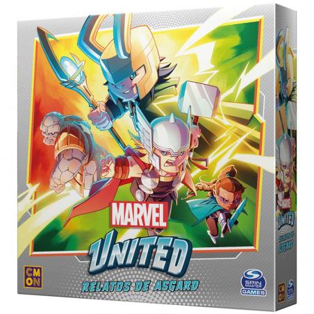 Relatos de Asgard Marvel United
