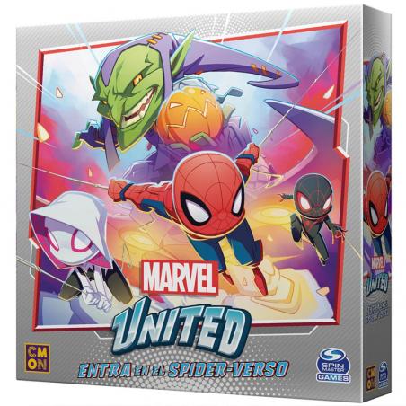 Entra en el Spider-Verso Marvel United