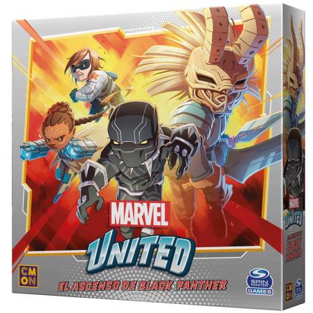 El ascenso de Black Panther Marvel United