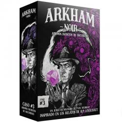 Arkham Noir 3 Abismos...