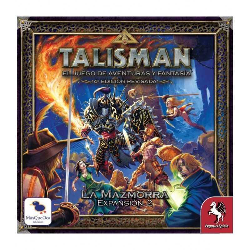 La Mazmorra Talisman Expansión 2