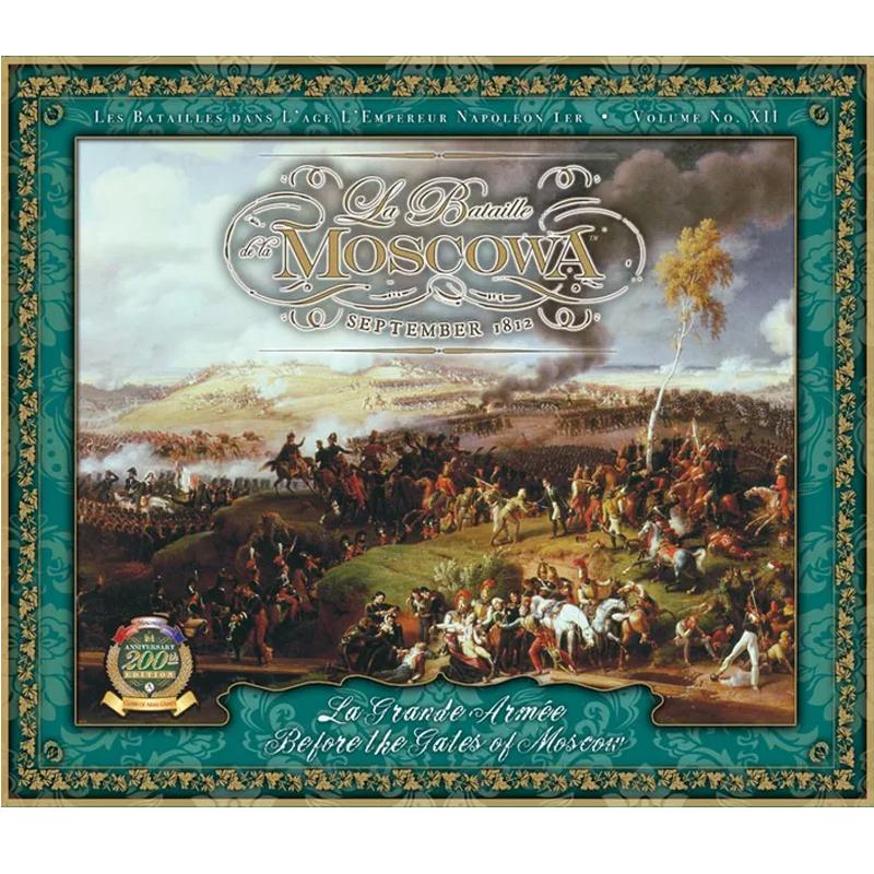 La Bataille de la Moscowa 3rd Edition